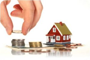 Model domu a peniaze